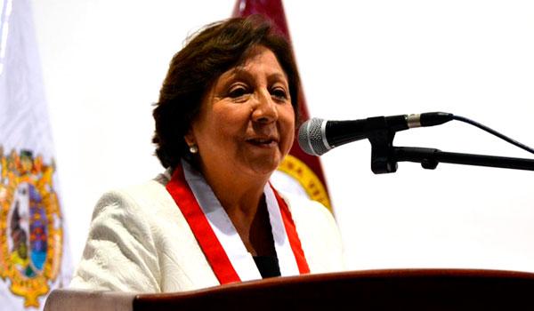 Dra. Luisa Negrón Ballarte