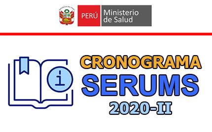 SERUMS 2020-II